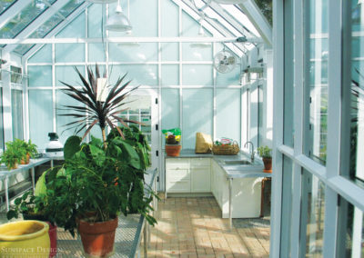 Greenhouse by Sunspace Design, Inc.