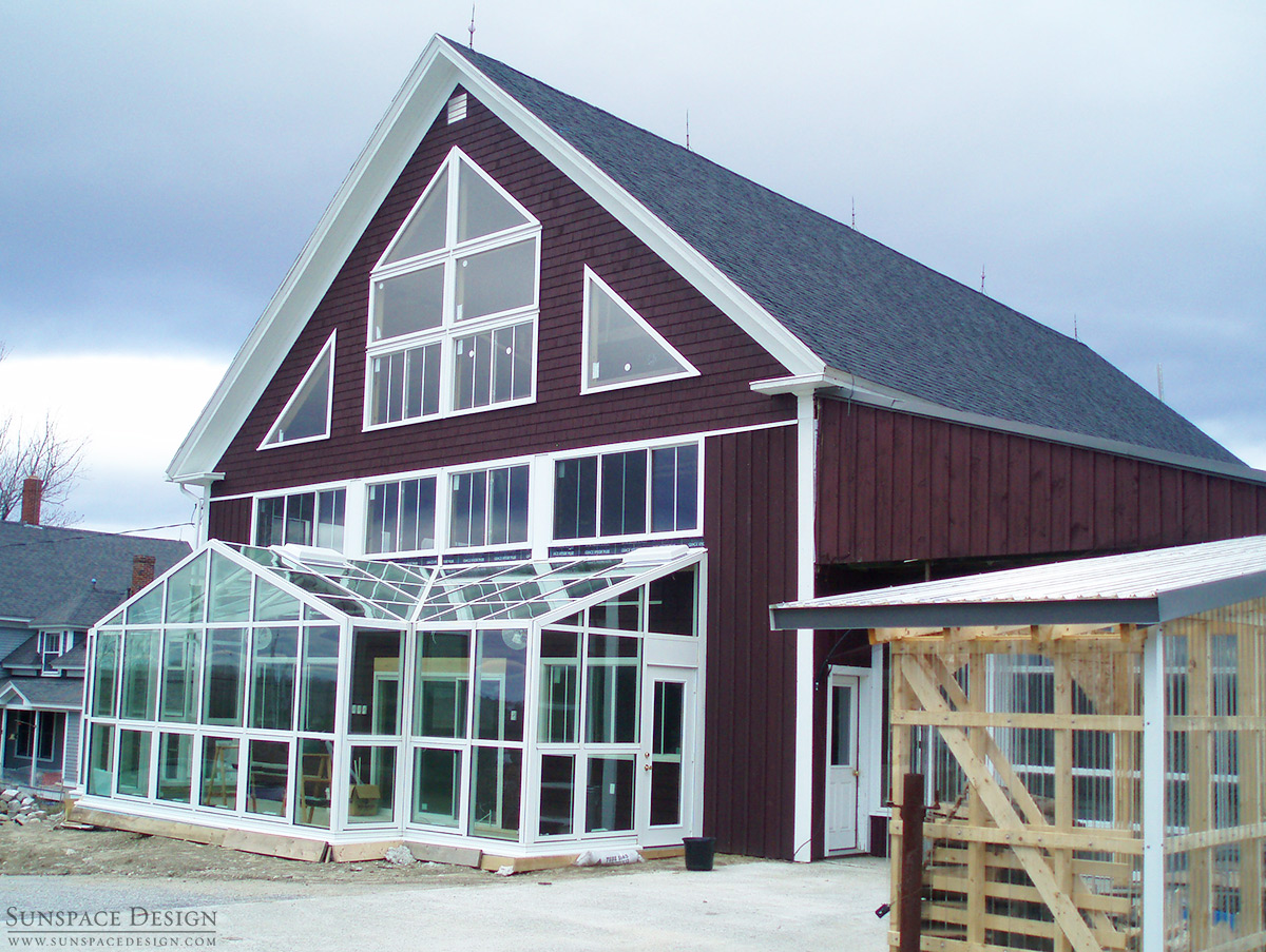 Horticultural Greenhouses | Design & Construction | MA, NH, ME