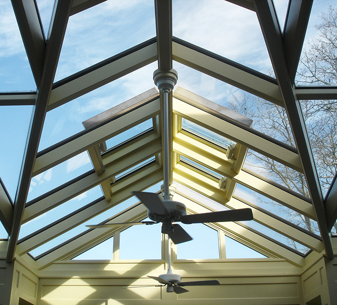 Custom Skylights Roof Systems In New England Sunspace Design Inc