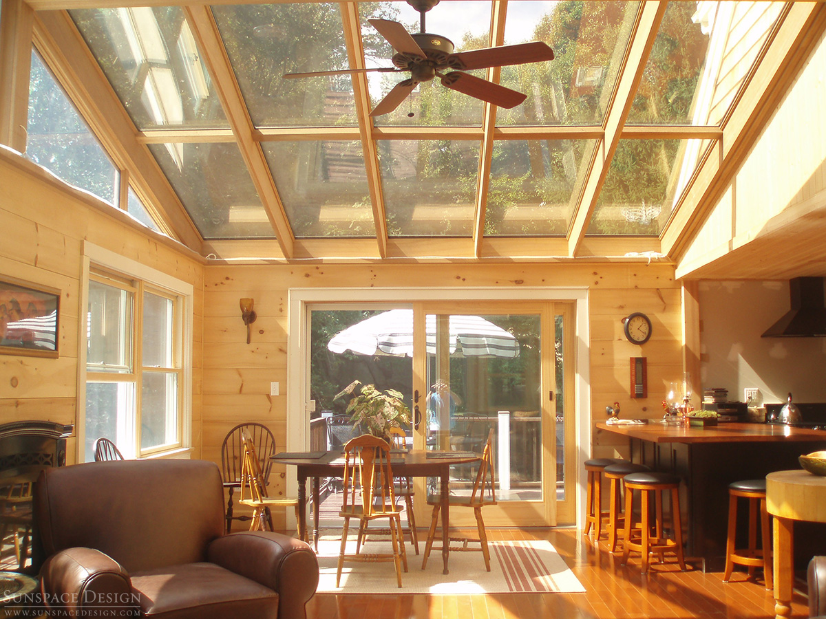 Superb New England Sunroom By Sunspace Design, Inc.