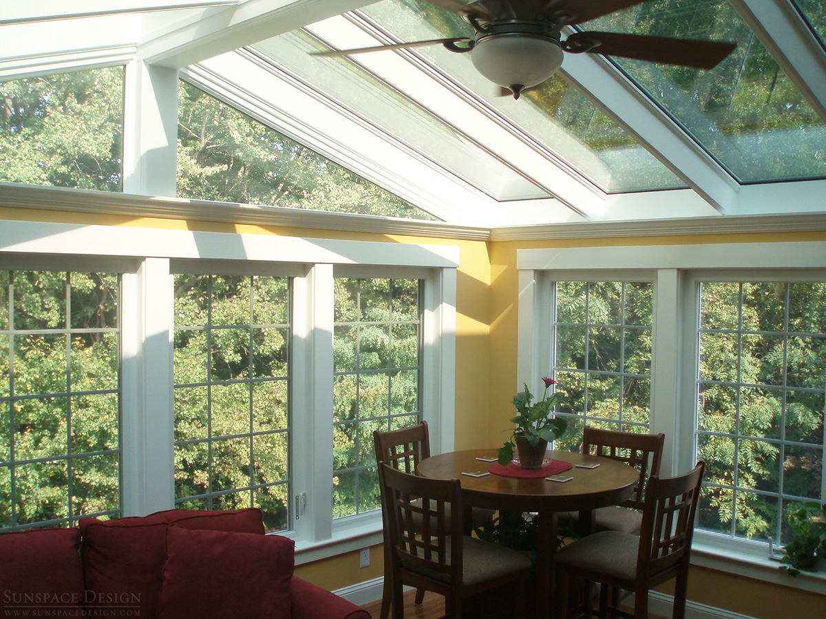 Exceptional New England Sunroom By Sunspace Design, Inc.