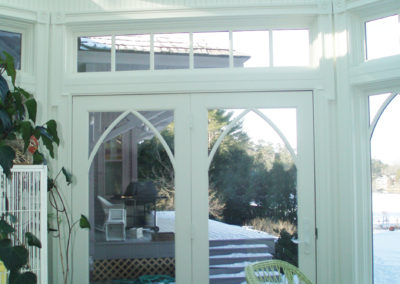 Custom Glass Conservatory French Doors