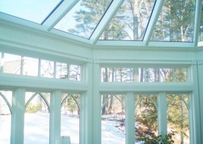 Glass Conservatory Windows