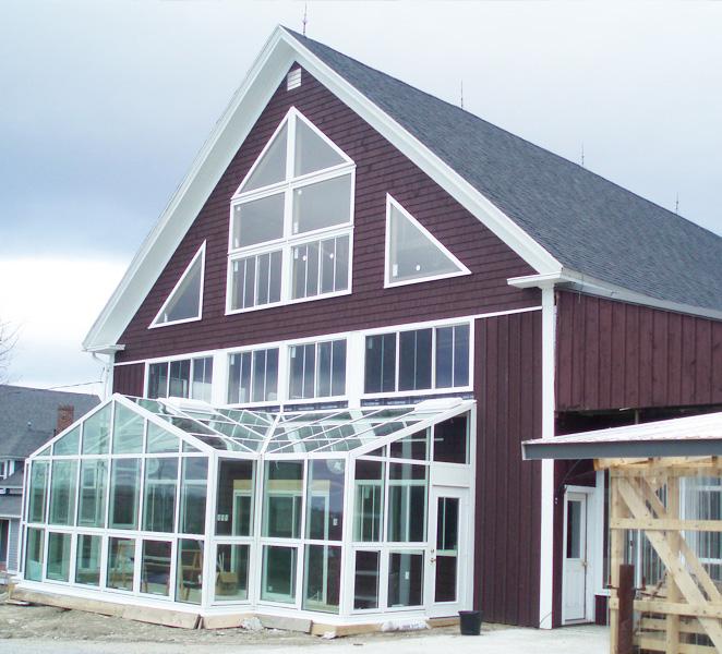 Barn Greenhouse