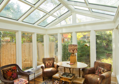 Contemporary Conservatory