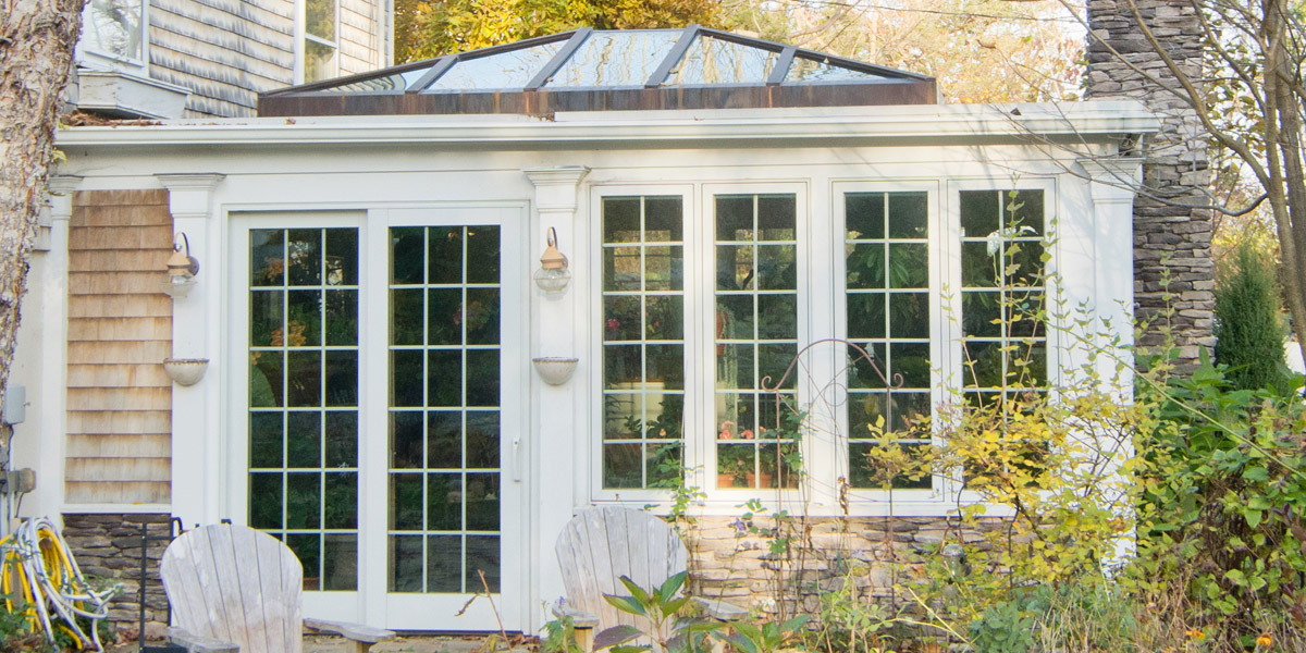 Sunroom and Skylight in Newbury, Massachusetts