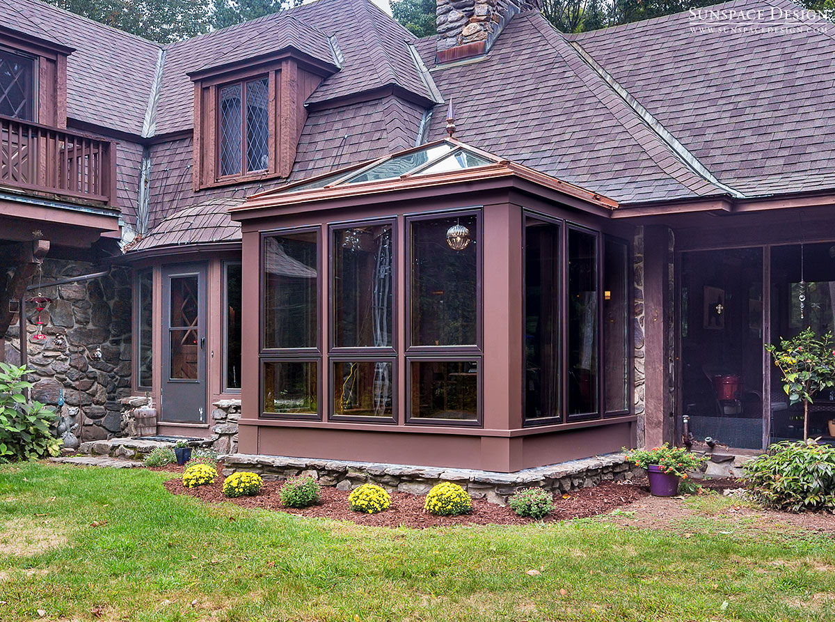 Attractive Conservatory In North Hampton, New Hampshire