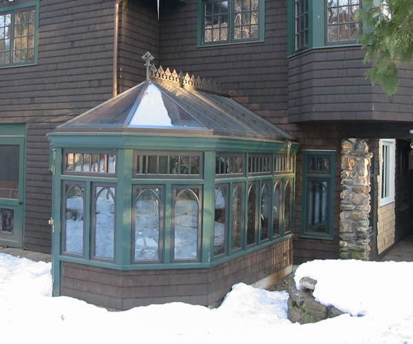 Conservatory sunroom glass structure style guide for Victorian sunroom designs
