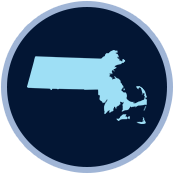 Massachusetts Service Area Icon