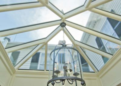 Custom Glass Skylight