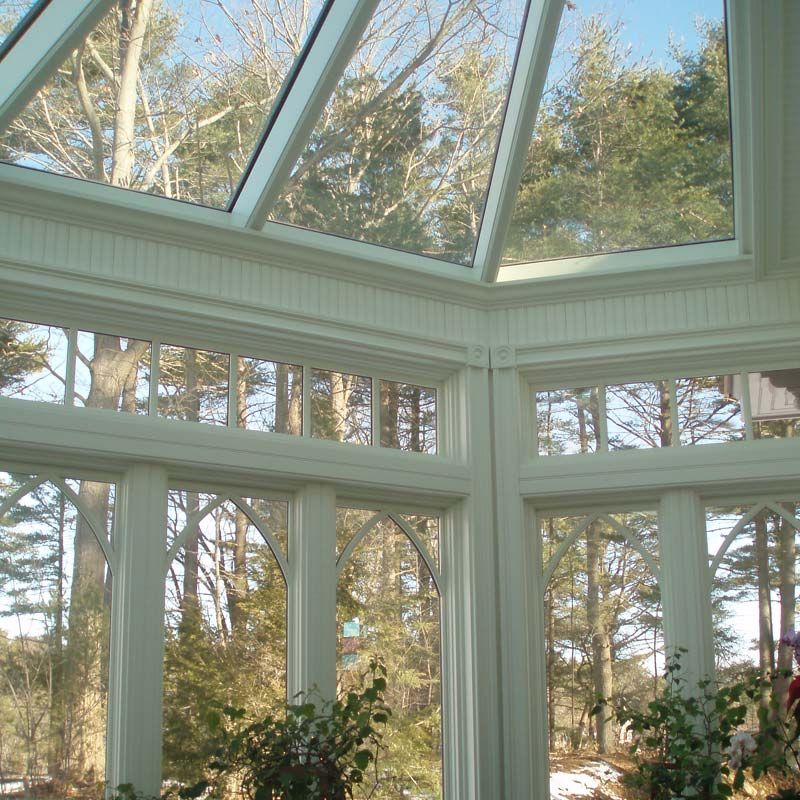 Kittery Point, ME Custom Victorian Conservatory